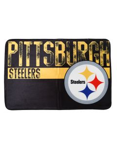 "Pittsburgh Steelers 20"" x 30"" Memory Foam Rug"
