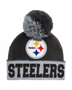 Pittsburgh Steelers Women's Touch Rah Rah Rah Beanie