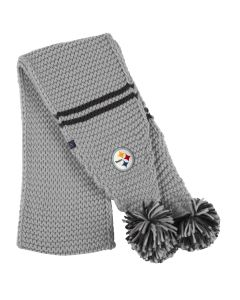 Pittsburgh Steelers Women's Touch by Alyssa Milano Super Size Fan Scarf