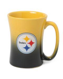 Pittsburgh Steelers Ombre Mug