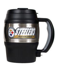 Pittsburgh Steelers 20oz. Mini Bubba Jug