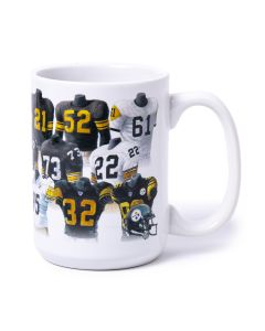 Pittsburgh Steelers 15oz. Legacy Uniform Mug
