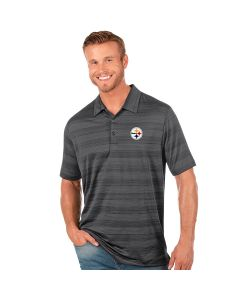 Pittsburgh Steelers Men's Antigua Compass Polo