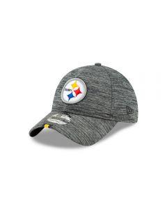 Pittsburgh Steelers New Era 9TWENTY Sideline Graphite Training Hat