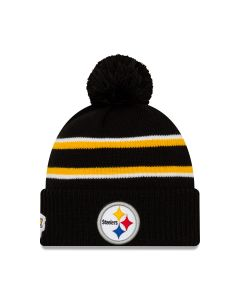 Pittsburgh Steelers New Era Thanksgiving Sideline Knit Hat