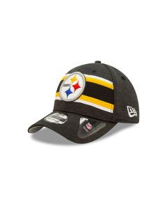 Pittsburgh Steelers New Era 39THIRTY 2019 Sideline Thanksgiving Hat