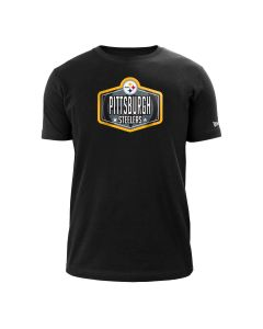 Pittsburgh Steelers New Era 2021 NFL Draft Short Sleeve T-Shirt