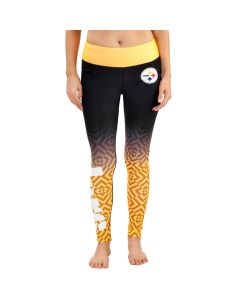 Pittsburgh Steelers Women's Gradient Tight