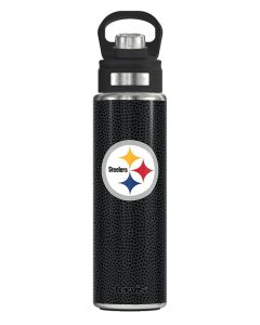 Pittsburgh Steelers 24oz. Tervis Wide Mouth Stainless Steel Water Bottle