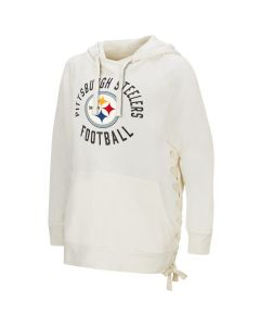 Pittsburgh Steelers Women's Plus Size Touch Weekend Hoodie