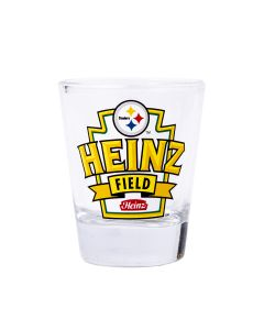Pittsburgh Steelers Heinz Field Shot Glass