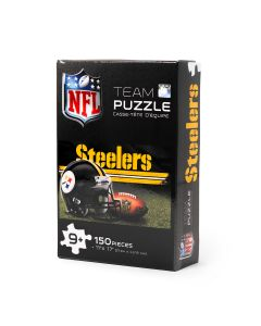 Pittsburgh Steelers 150 Piece Logo Puzzle