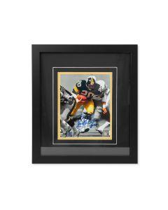 Pittsburgh Steelers #20 Rocky Bleier Spotlight Signed Framed 8x10 Photo