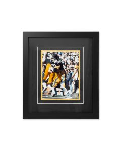 Pittsburgh Steelers #20 Rocky Bleier Super Bowl X Signed Framed 8x10 Photo