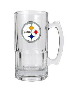 Pittsburgh Steelers 1 Liter Macho Glass Mug