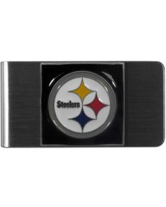 Pittsburgh Steelers Steel Square Money Clip