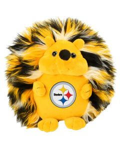 Pittsburgh Steelers Plush Fluffy Hedgehog