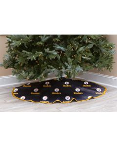 Pittsburgh Steelers Tree Skirt
