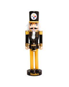 "Pittsburgh Steelers 14"" Nutcracker"