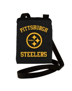 Pittsburgh Steelers Color Rush Mesh Pouch
