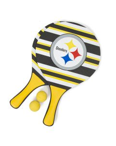 Pittsburgh Steelers Paddle Ball Set