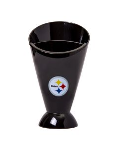 Pittsburgh Steelers Snack Cone with Dip