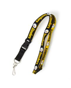 Pittsburgh Steelers Breakaway Two Tone Lanyard