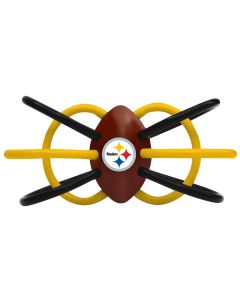 Pittsburgh Steelers Winkel Rattle/Teether