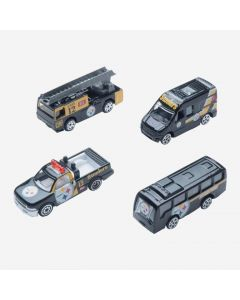 Pittsburgh Steelers Diecast Cars - 4 pack