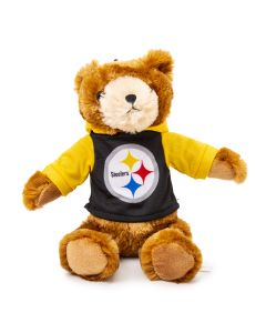 Pittsburgh Steelers Plush Bear