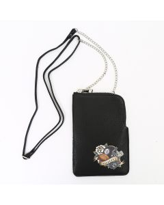 Pittsburgh Steelers Tattoo Pebble Purse