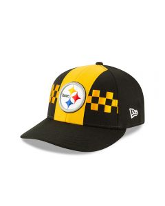 Pittsburgh Steelers Men's New Era 59FIFTY Low Profile Draft Hat 2019