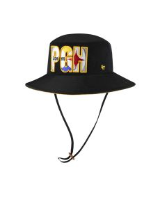 Pittsburgh Steelers '47 Pail Crop Panama Bucket Hat