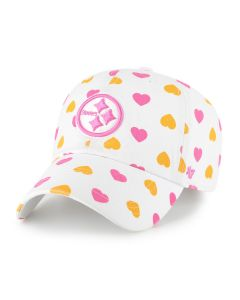 Pittsburgh Steelers '47 Girls' CLEAN UP Jamboree Hat