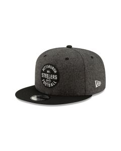 Pittsburgh Steelers New Era 9FIFTY 2019 Sideline Home Hat