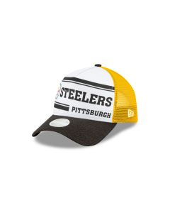 Pittsburgh Steelers New Era 9FORTY AFRAME 1970's Hat