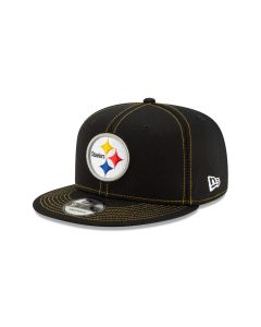 Pittsburgh Steelers New Era 9FIFTY 2019 Sideline Road Hat