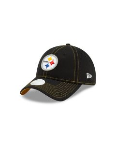 Pittsburgh Steelers New Era Women's 9TWENTY 2019 Sideline Road Hat