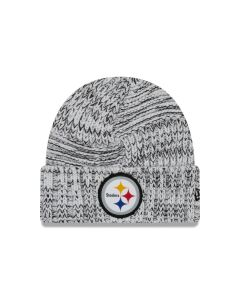 Pittsburgh Steelers New Era Women's 2019 Sideline Sport Knit Hat