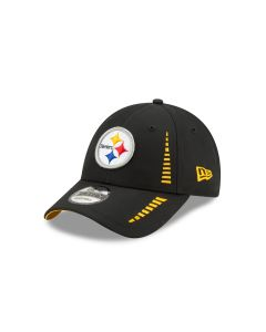 Pittsburgh Steelers New Era 9FORTY Speed Hat