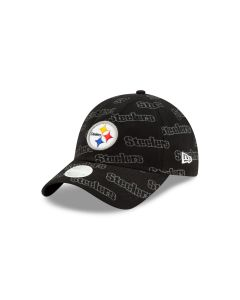 Pittsburgh Steelers New Era Women's 9TWENTY Scripted Hat