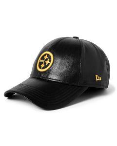 Pittsburgh Steelers New Era Women's 9TWENTY Sparkle Hat