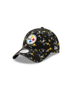 Pittsburgh Steelers New Era Women's 9TWENTY Blossom Hat