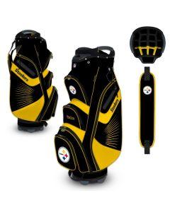 Pittsburgh Steelers The Bucket II Cooler Cart Golf Bag