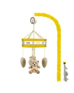 Pittsburgh Steelers Baby Crib Musical Mobile
