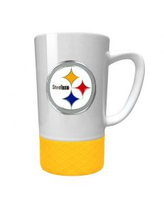 Pittsburgh Steelers 15 oz. The Jump Mug