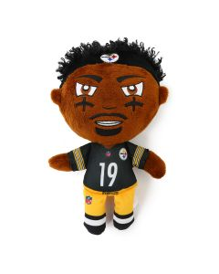 Pittsburgh Steelers #19 JuJu Smith-Schuster Plush Baby Bro Doll