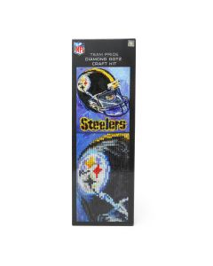 Pittsburgh Steelers Diamond Dots Craft Kit