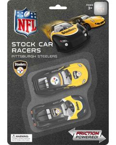 Pittsburgh Steelers Stock Car Racers - 2 pack