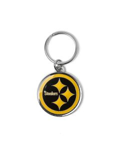 Pittsburgh Steelers Color Rush Keychain